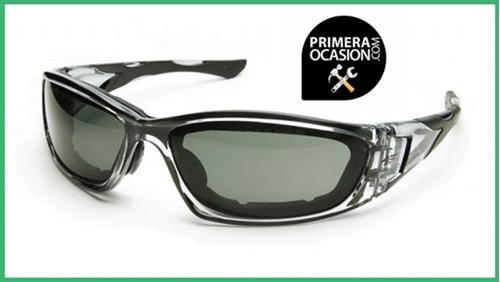 Imagen de Gafas Pegaso F1  Polarizada Negra-Gris