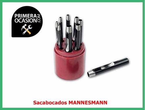 Imagen de Juego sacabocados MANNESMANN