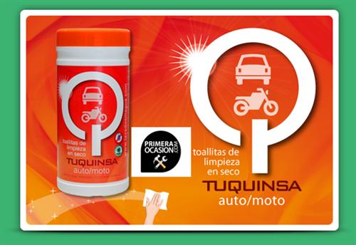 Imagen de Kit limpieza Auto-Moto TUQUINSA