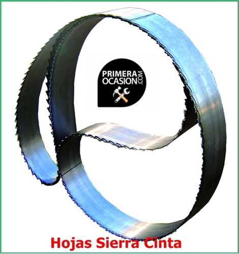 Imagen de Hojas sierra de cinta 4.590 x 300