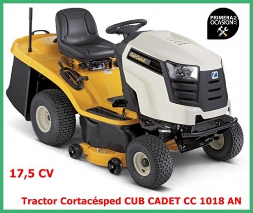 Imagen de Tractor cortacésped CUB CADET CC 1018 AN