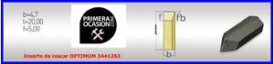 Imagen de  Insertos de roscar HM OPTIMUM 3441263