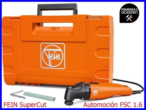 Imagen de SuperCut Automocion FSC 1.6 FEIN