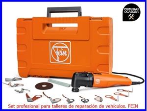 Imagen de Set profesional para talleres de reparacion de vehiculos FEIN