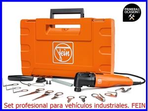 Imagen de Set profesional para vehiculos industriales FEIN