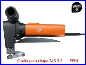 Imagen de Cizalla para chapa FEIN BLS 3.5.