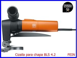 Imagen de Cizalla para chapa FEIN BLS 4.2