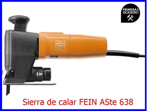 Imagen de Sierra calar FEIN ASte 638