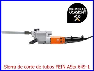 Imagen de Sierra de corte de tubos FEIN AStx 649-1