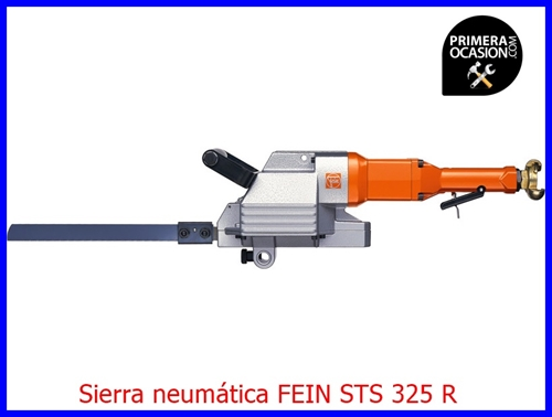 Imagen de Sierra neumatica para tubos y perfiles FEIN STS 325 R