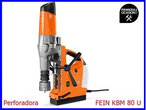 Imagen de Perforadora FEIN KBM 80 U