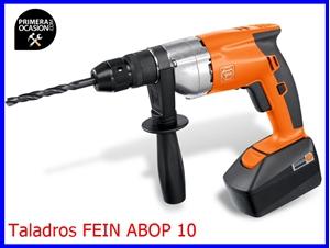 Imagen de Taladro de bateria FEIN ABOP 10