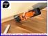 Imagen de Set profesional FEIN AFSC 18 para trabajos en interiores con madera