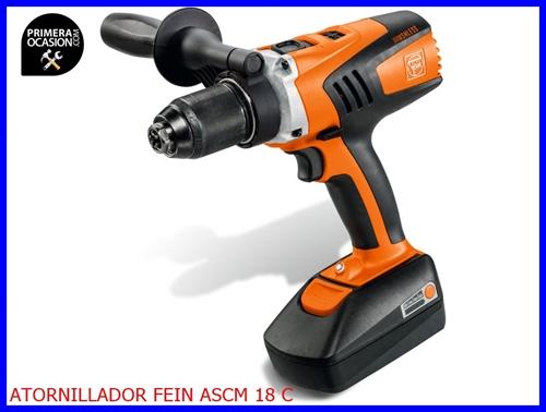 Imagen de Taladro Atornillador FEIN ASCM 18 C