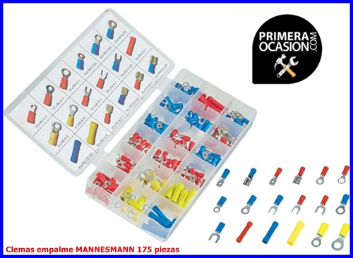 Imagen de Caja terminales aislados MANNESMANN