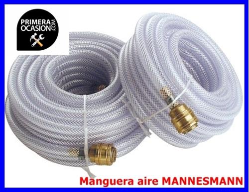 Imagen de Manguera aire MANNESMANN 10 metros