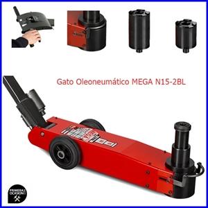 Imagen de Gato oleoneumatico MEGA N15-2B