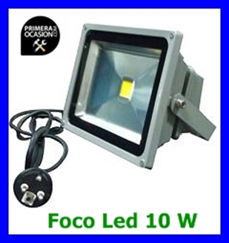 Imagen de Foco Led 10 W con cable