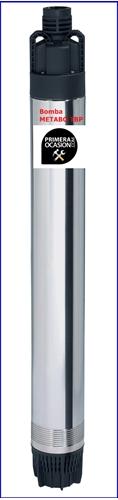 Imagen de Bomba sumergible para pozos profundos METABO TBP 5000 M