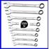 Imagen de Juego 8 llaves combinadas estrella-plana  MANNESMANN