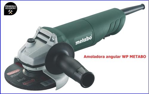 Imagen de Amoladora angular  METABO WP 820 115