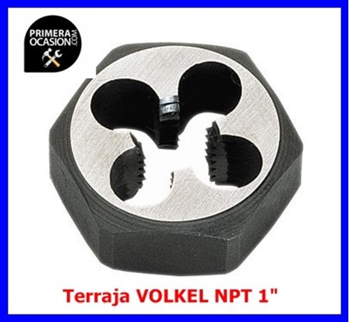"""Imagen de Terraja VOLKEL NPT 1""""x11.5"""