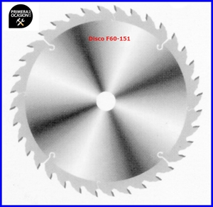Imagen de Disco FOX F60-151