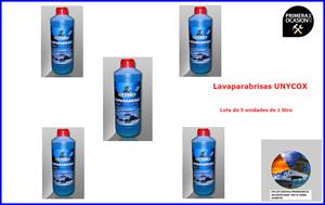 Imagen de Lavaparabrisas UNYCOX manzana 5 Litros