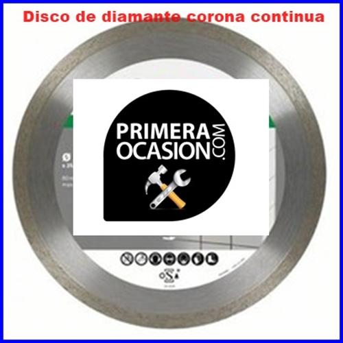 Imagen de Disco diamante corona continua FOX F36-400