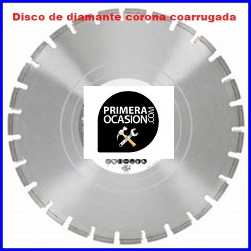 Imagen de Disco diamante corona coarrugada FOX F36-403