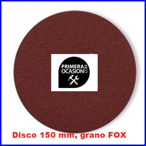 Imagen de Disco FOX grano 150 F31-469