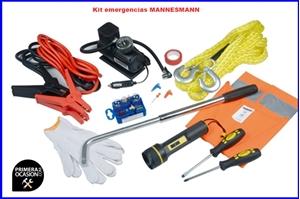 Imagen de Kit emergencias coche MANNESMANN