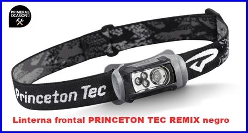 Imagen de Linterna frontal PRINCETON TEC REMIX negro