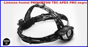 Imagen de Linterna frontal PRINCETON TEC APEX PRO negro
