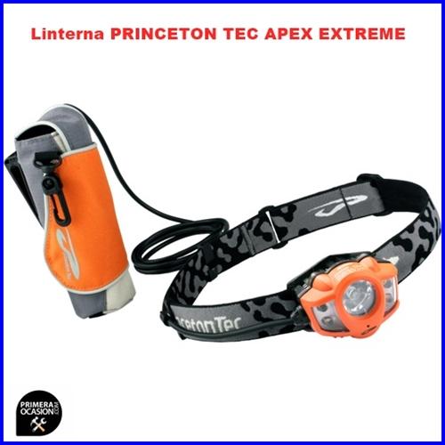 Imagen de Linterna frontal PRINCETON TEC APEX EXTREME naranja