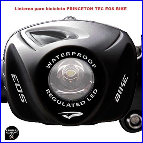 Imagen de Linterna para bicicleta PRINCETON TEC EOS BIKE