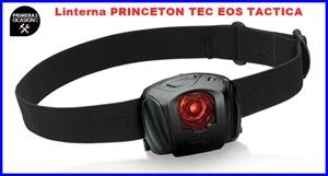 Imagen de Linterna frontal PRINCETON TEC EOS TACTICA negro