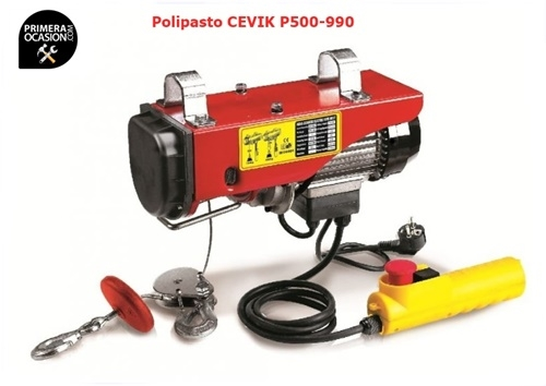 Imagen de Polipasto CEVIK CE-P500-990