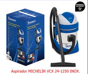 Imagen de Aspirador MICHELIN VCX 24-1250 INOX