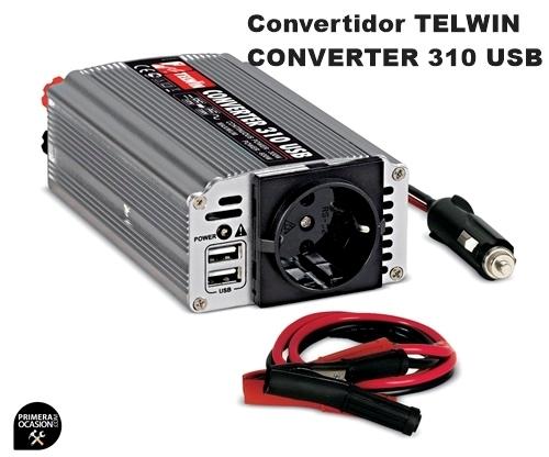 Imagen de Convertidor TELWIN CONVERTER 310 USB