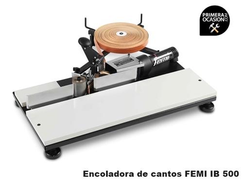 Imagen de Encoladora de cantos FEMI IB500