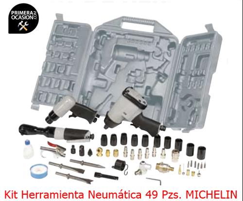Imagen de Kit herramienta neumatica MICHELIN 49 Pzs CA-6010960000