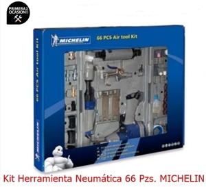 Imagen de Kit herramienta neumatica MICHELIN 66 Pzs CA-6010970000