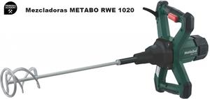 Imagen de Mezclador METABO RWE 1020
