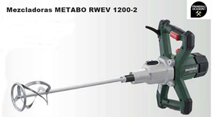 Imagen de Mezclador METABO RWEV 1200-2