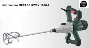 Imagen de Mezclador METABO RWEV 1600-2