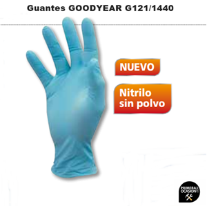 Imagen de Guantes GOODYEAR G121/1440C