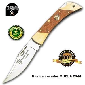 Imagen de Navaja cazador MUELA 25-M