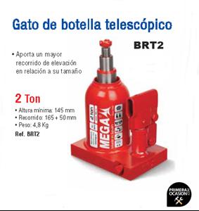Imagen de Gato de botella telescopico MEGA BRT2