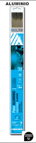 Imagen de Blister 10 electrodos aluminio SOLTER 2,50 mm